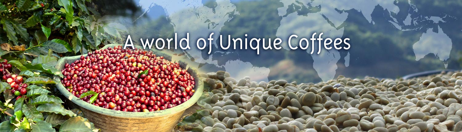 Red Cedar Coffee - A world of unique coffees
